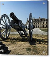 Old Fort Niagara Acrylic Print by Peter Chilelli