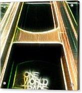 One World Trade Center Acrylic Print by Paul Ward