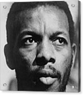 Ornette Coleman B. 1930 African Acrylic Print by Everett