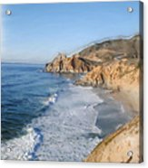 Pacifica Acrylic Print by Wayne Bonney