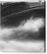 Peak District Landscape Acrylic Print by Andy Astbury