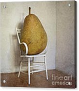 Perry Was Just Thankful Not To Have Her Mothers Piano Legs Acrylic Print by Paul Grand