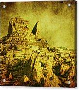 Persian Empire Acrylic Print by Andrew Paranavitana
