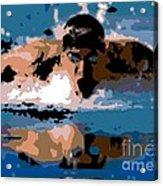 Phelps 1 Acrylic Print by George Pedro