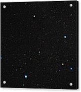 Phoenix Constellation Acrylic Print by Eckhard Slawik