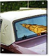 Pimpmobile Acrylic Print by Joyce Weir