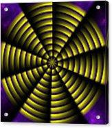 Pinwheel Acrylic Print by Christopher Gaston