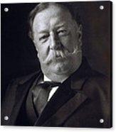 President William Howard Taft Acrylic Print by International  Images
