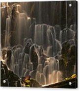 Ramona Falls  Acrylic Print by Ulrich Burkhalter