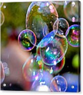 Reflections  Acrylic Print by Tammy Cantrell
