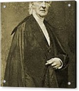 Rembrandt Peale 1778-1860, One Acrylic Print by Everett