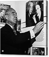 Richard Rodgers 1902-1979, American Acrylic Print by Everett
