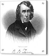 Roger B. Taney (1777-1864) Acrylic Print by Granger