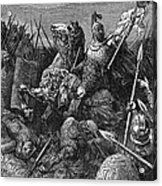 Rome: Belisarius, C537 Acrylic Print by Granger