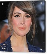 Rose Byrne At Arrivals For X-men First Acrylic Print by Everett