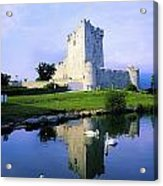 Ross Castle, Lough Leane, Killarney Acrylic Print by The Irish Image Collection
