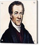 Samuel E. Cornish Acrylic Print by Granger