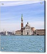 San Giorgio Maggiore Acrylic Print by Joana Kruse