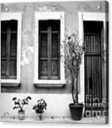 San Juan Living 2 Acrylic Print by Perry Webster
