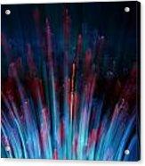 Sea Blur Acrylic Print by Rylee Stearnes