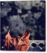Season Of Fire Acrylic Print by Odd Jeppesen
