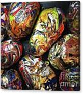 Sharia Stones Acrylic Print by Jason Olds