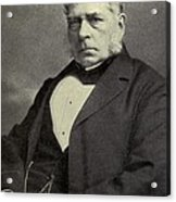Sir Henry Bessemer 1813-1898, A British Acrylic Print by Everett