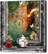 Sleeping Beauty Acrylic Print by Mo T
