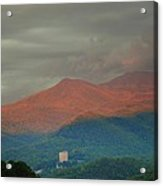 Smoky Mountain Way Acrylic Print by Frozen in Time Fine Art Photography