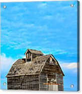 Solitude In The Country No.2 Acrylic Print by Christine Belt