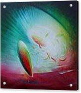 Sphere Bf3 Acrylic Print by Drazen Pavlovic