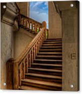 Stairway To Heaven Acrylic Print by Adrian Evans