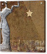 Stone Men 30-33 - Les Femmes Acrylic Print by Variance Collections