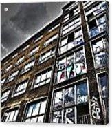 Stralauer Platz 29 - 31  Acrylic Print by Juergen Weiss