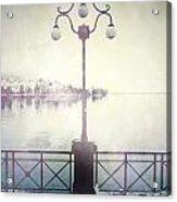 Street Lamp Acrylic Print by Joana Kruse