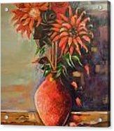 Summer Time Acrylic Print by Michael Echekoba