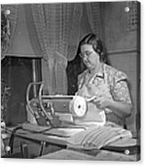 Tennessee: Farm Wife, 1942 Acrylic Print by Granger