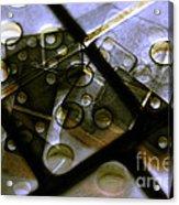 The Bone Pile Acrylic Print by Judi Bagwell