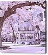 The Coronation Pavilion Acrylic Print by James Walsh