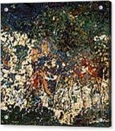 The Garden Of Gethsemane Acrylic Print by Jonathan E Raddatz