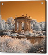 The Muny At Forest Park Acrylic Print by Jane Linders