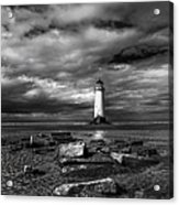 The Old Lighthouse  Acrylic Print by Adrian Evans