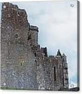 The Rock Of Cashel, Co Tipperary Acrylic Print by The Irish Image Collection