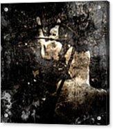 The Wrath Of Medusa Acrylic Print by Sharon Coty