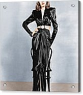 To Have And Have Not, Lauren Bacall Acrylic Print by Everett