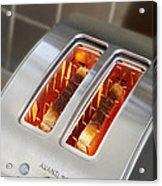 Toast Acrylic Print by Mark Sykes