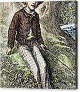 Tom Sawyer, 1876 Acrylic Print by Granger