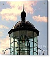 Top Of Bonita Lighthouse Acrylic Print by Kathleen Struckle