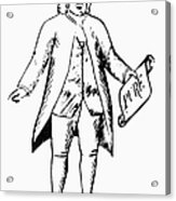 Trademark: Quaker Oats Acrylic Print by Granger