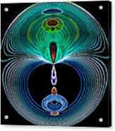Trance Formation 1 Acrylic Print by Samuel Sheats